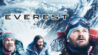 Netflix box art for Everest