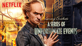 Is A Series of Unfortunate Events on Netflix Argentina?