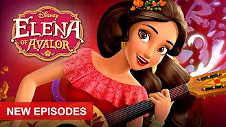 Is Elena of Avalor on Netflix Brazil?