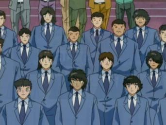 Episode 20: Go for It! Japan Junior Youth Team!