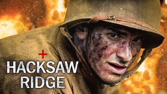 Is Hacksaw Ridge 2016 On Netflix Brazil